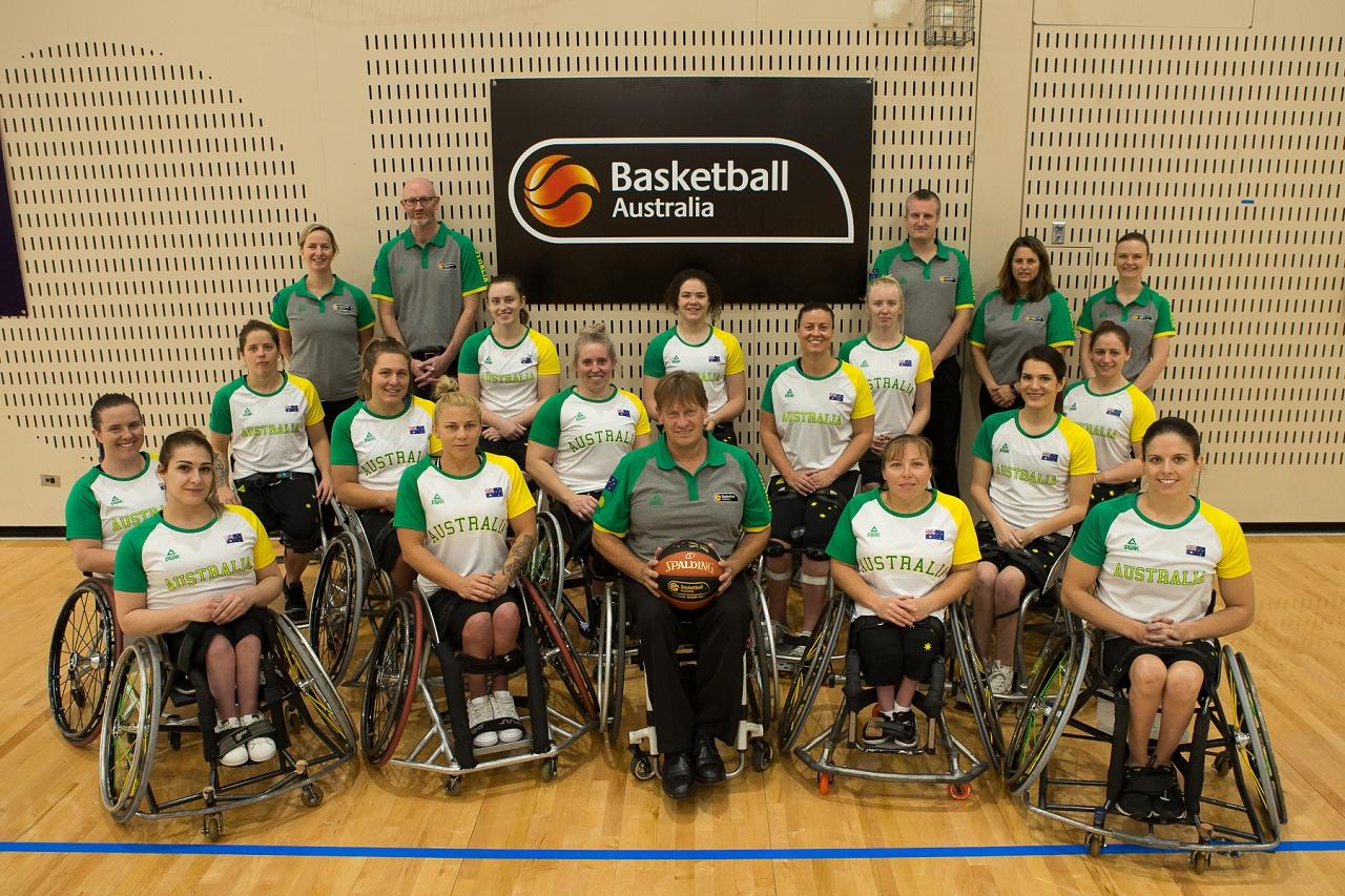 Team Australien (Damen)