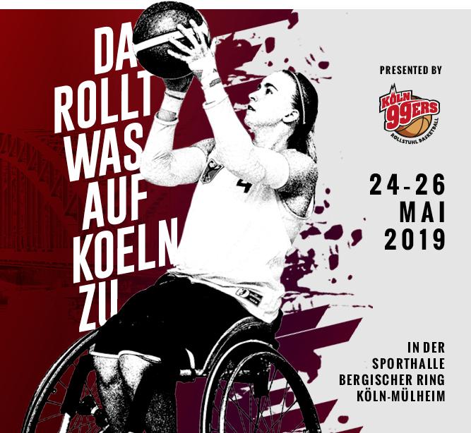 Da rollt was auf Köln zu... 24.-26. Mai 2019