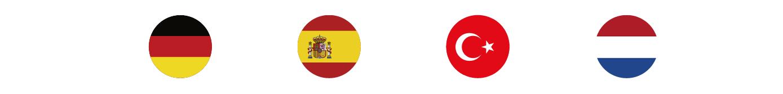 Teilnehmende Nationen