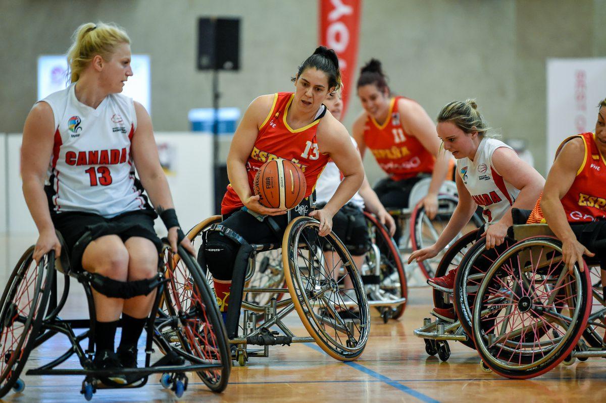 Rollstuhlbasketball Köln