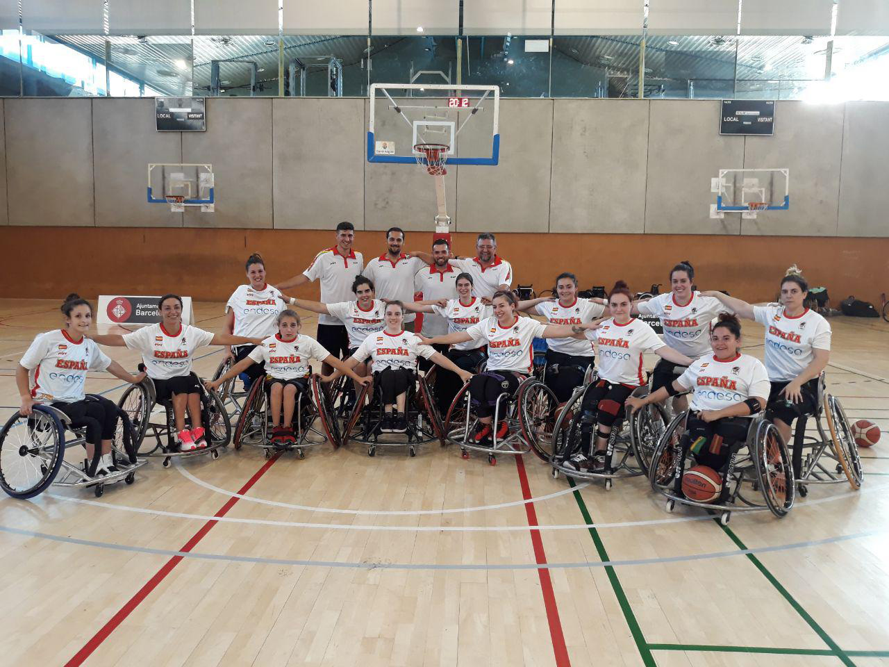 Nations Cup Cologne 2019 – Team Spanien